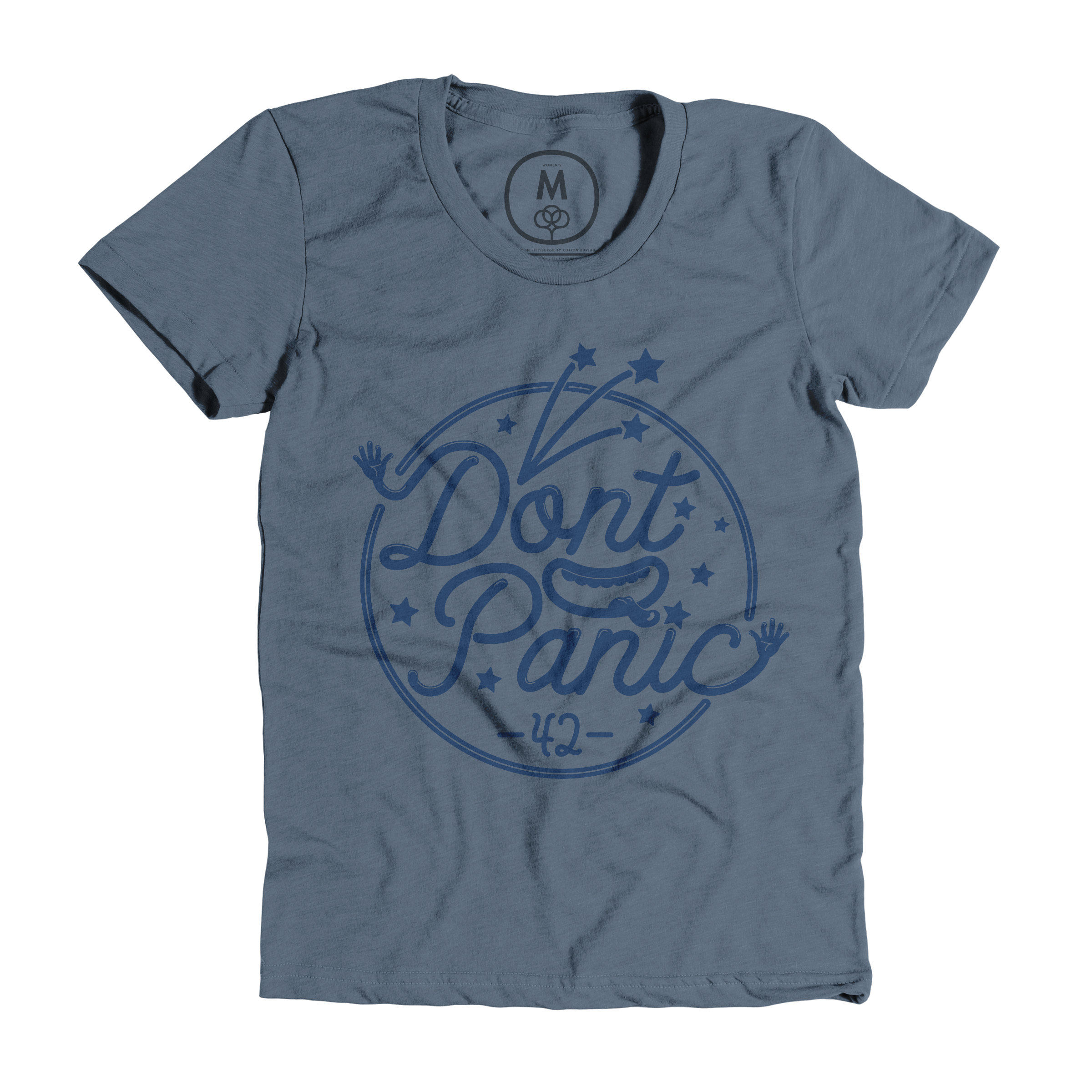 Don't Panic! Indigo (Women's)
