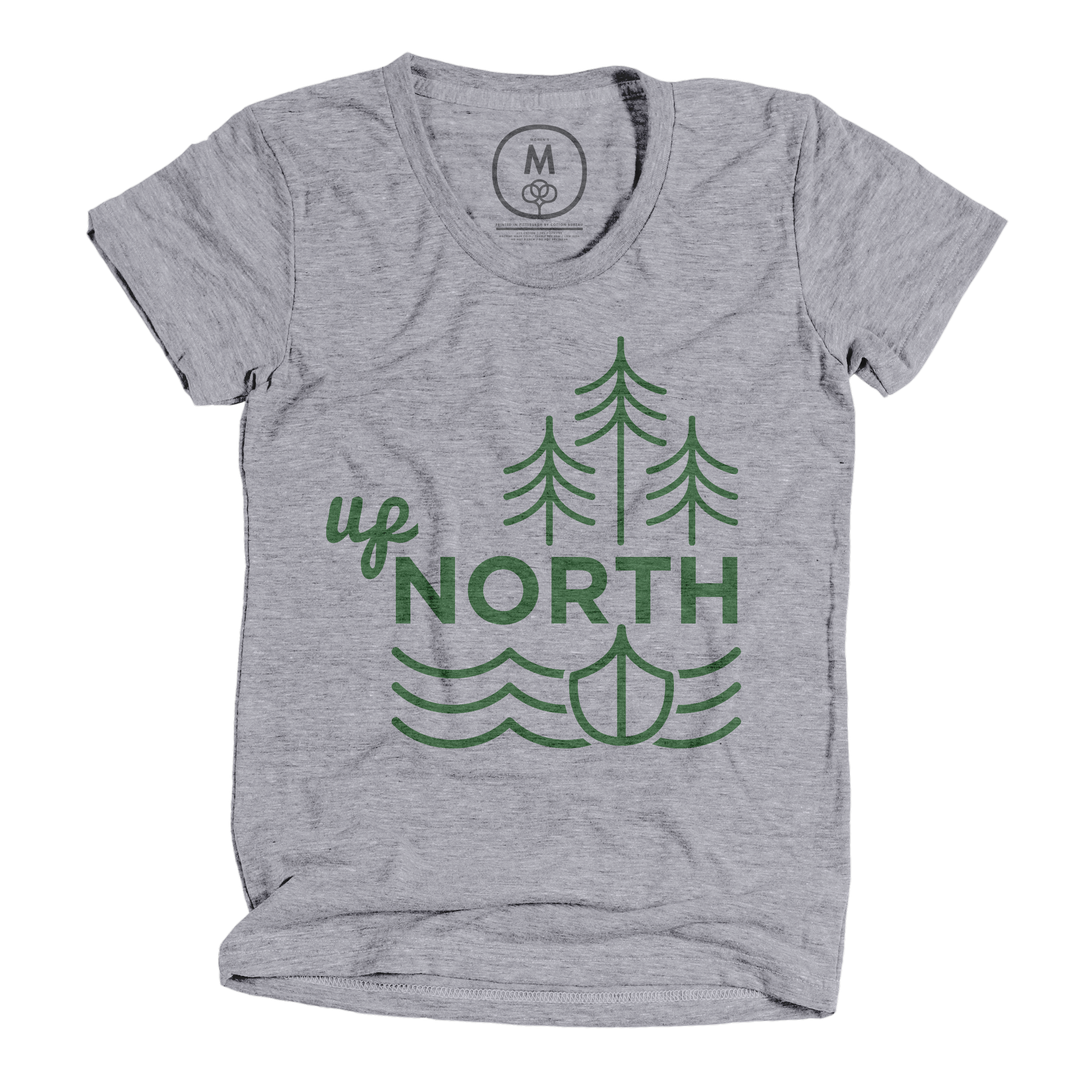 Up North Premium Heather (Women's)