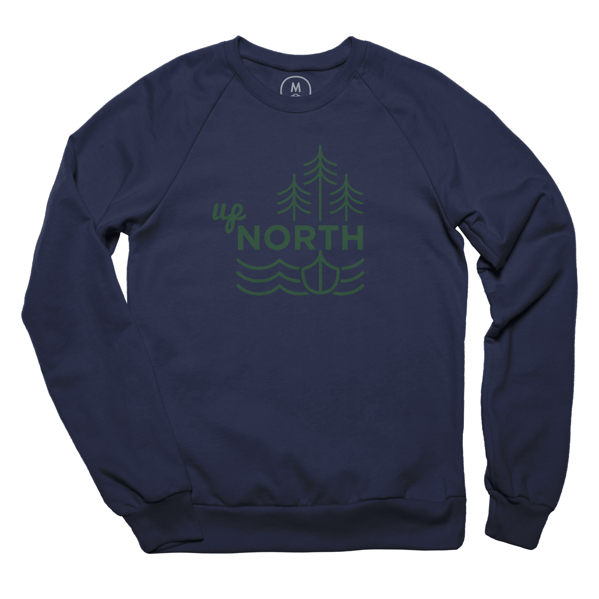 Up North Pullover Crewneck