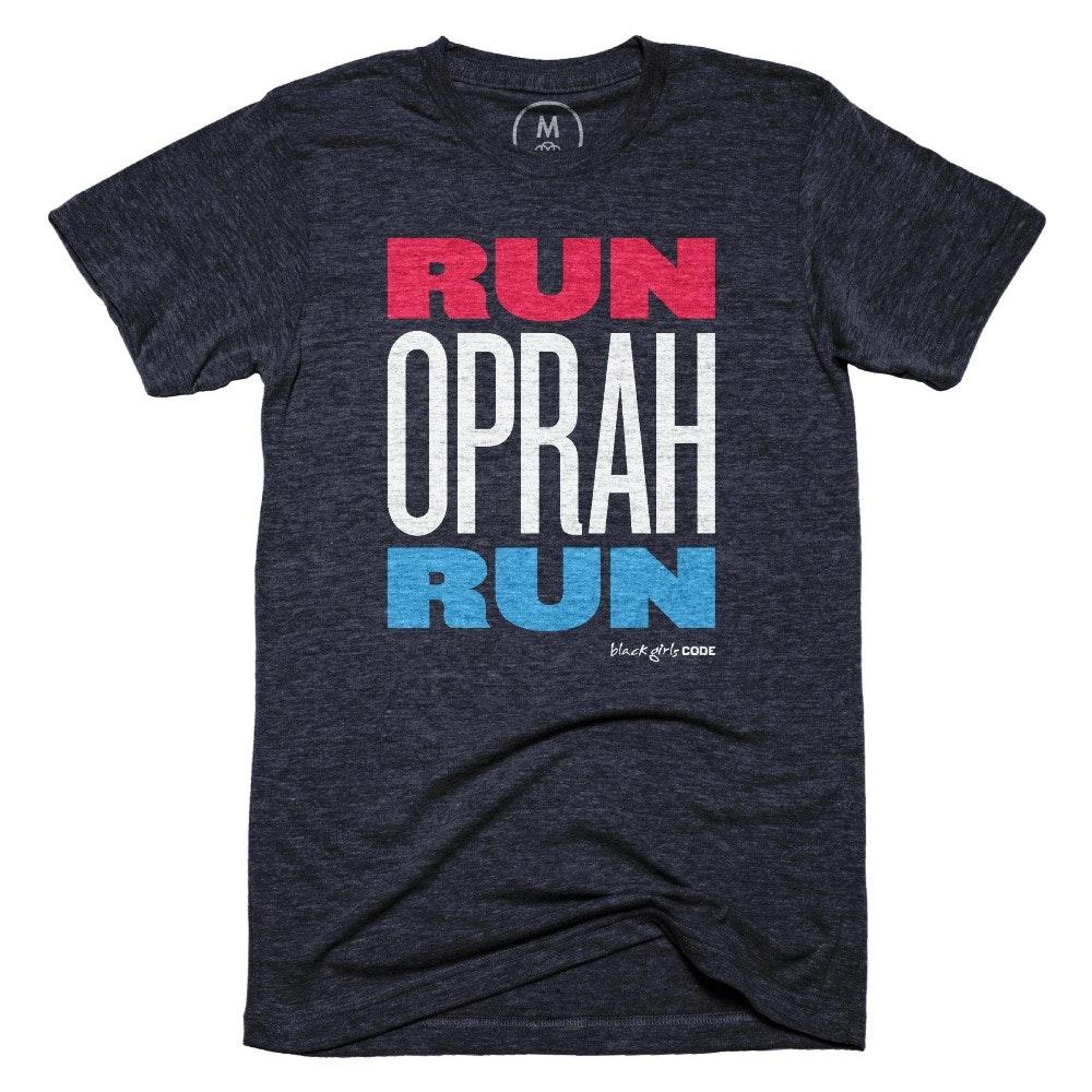 Run Oprah Run