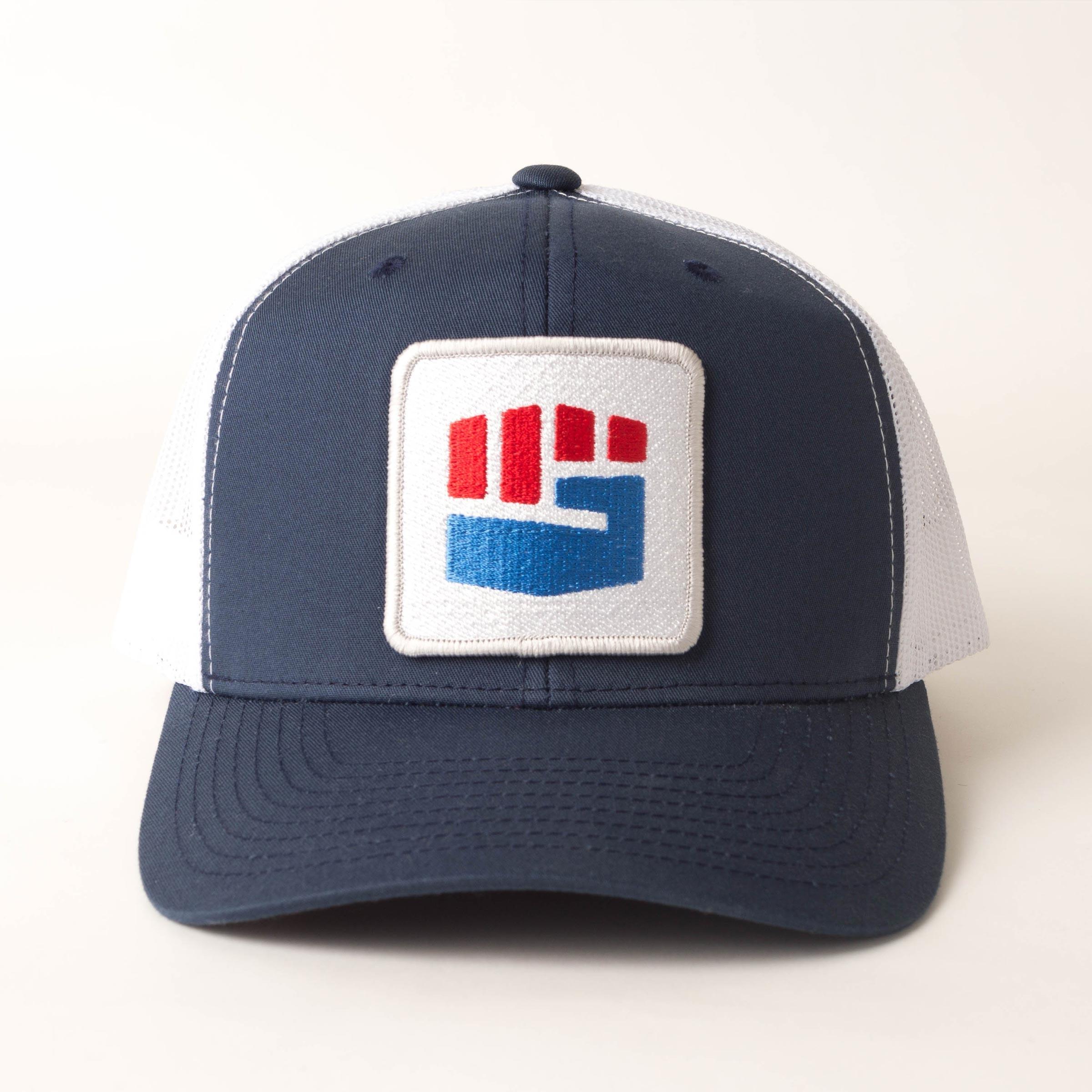 Sleeping Giants Trucker Patch Hat