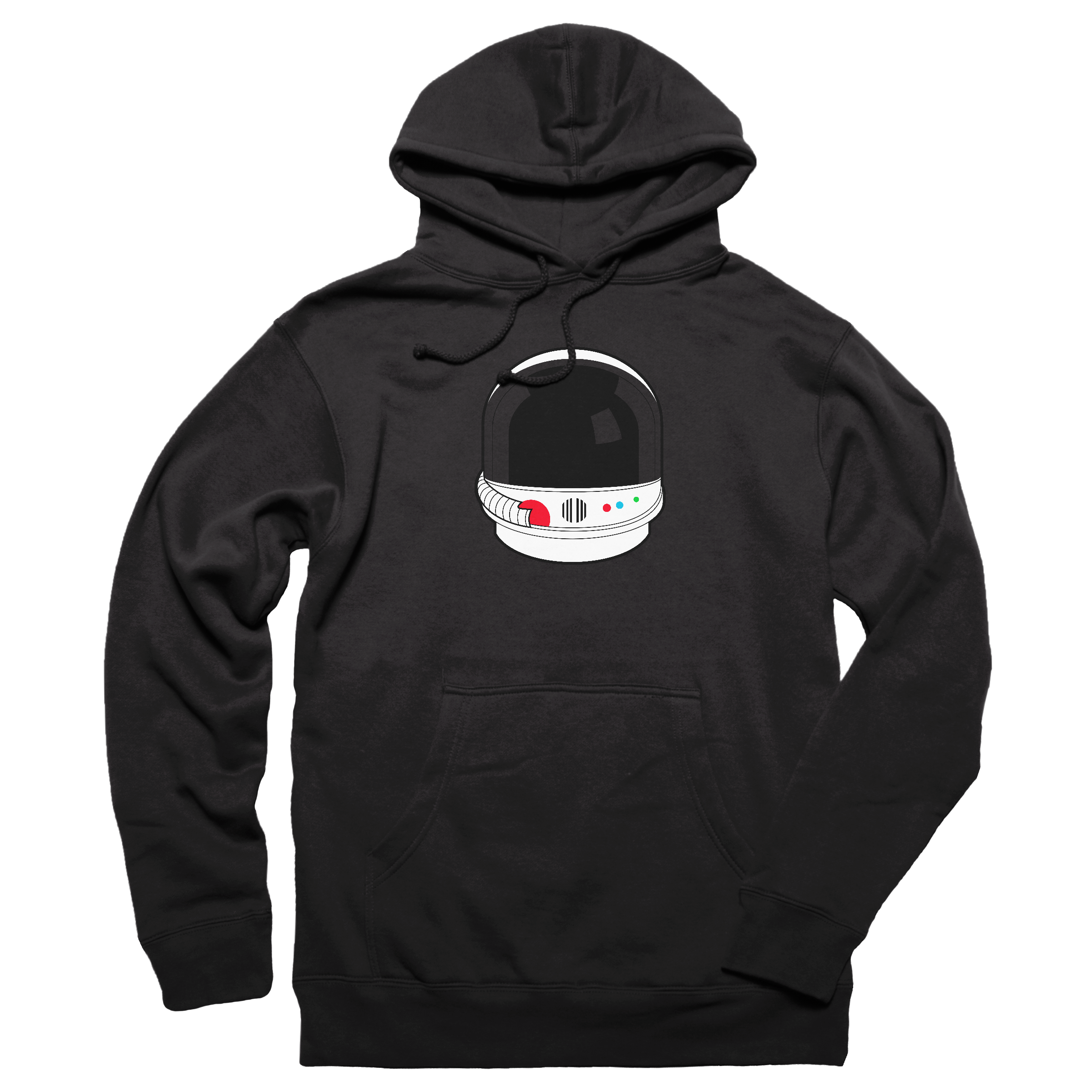 Future Friendly Pullover Hoodie