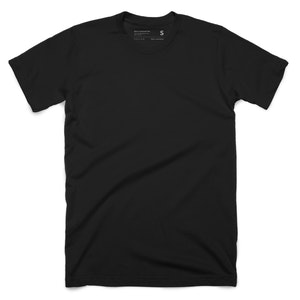 Men's 100% Cotton Premium Tee