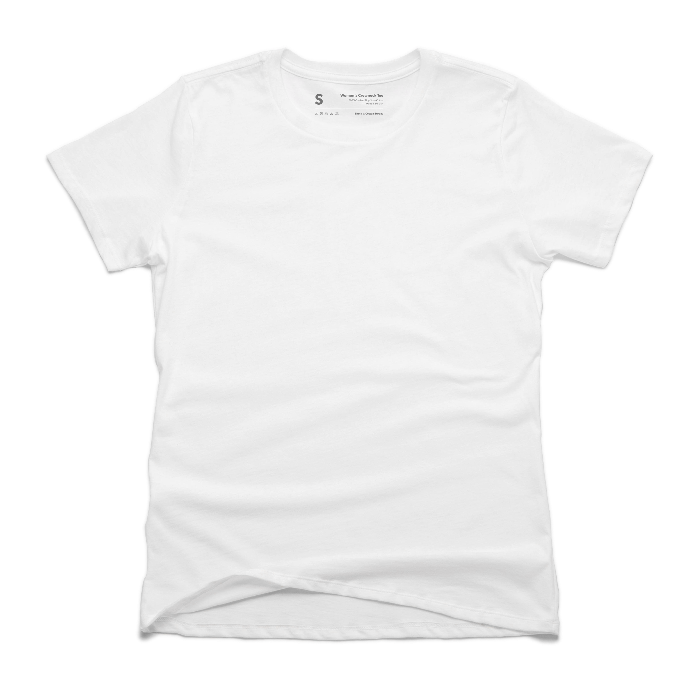 Women's 100% Cotton Premium Tee