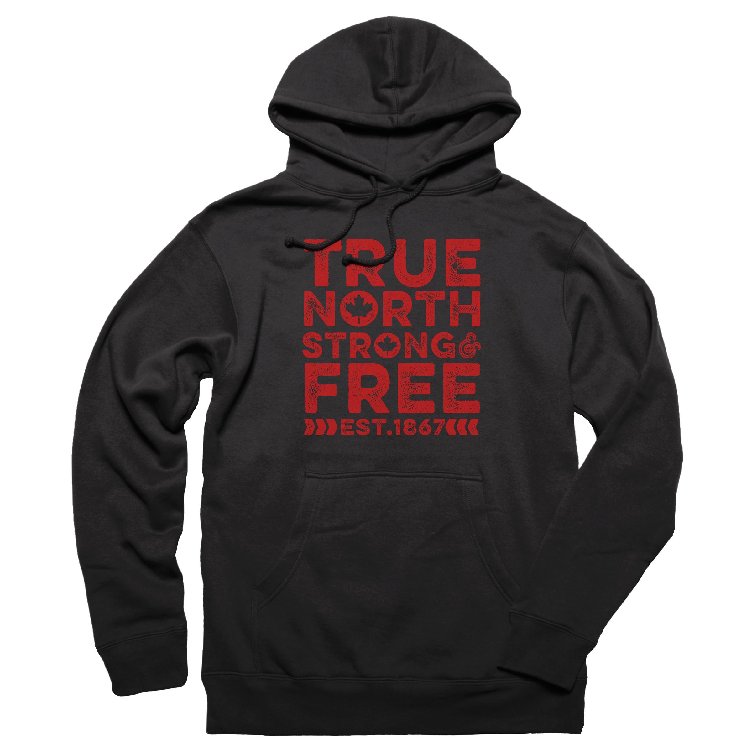 True North Pullover Hoodie