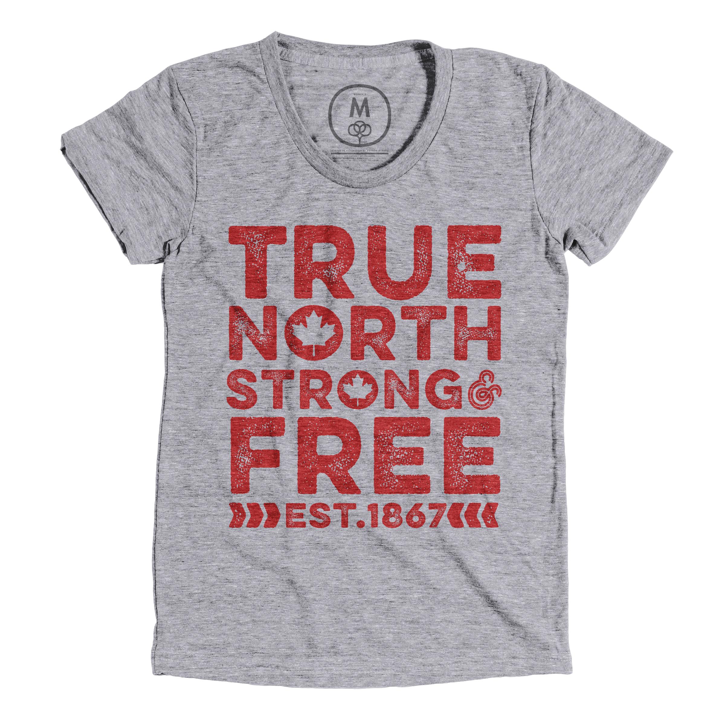 True North Premium Heather (Women's)