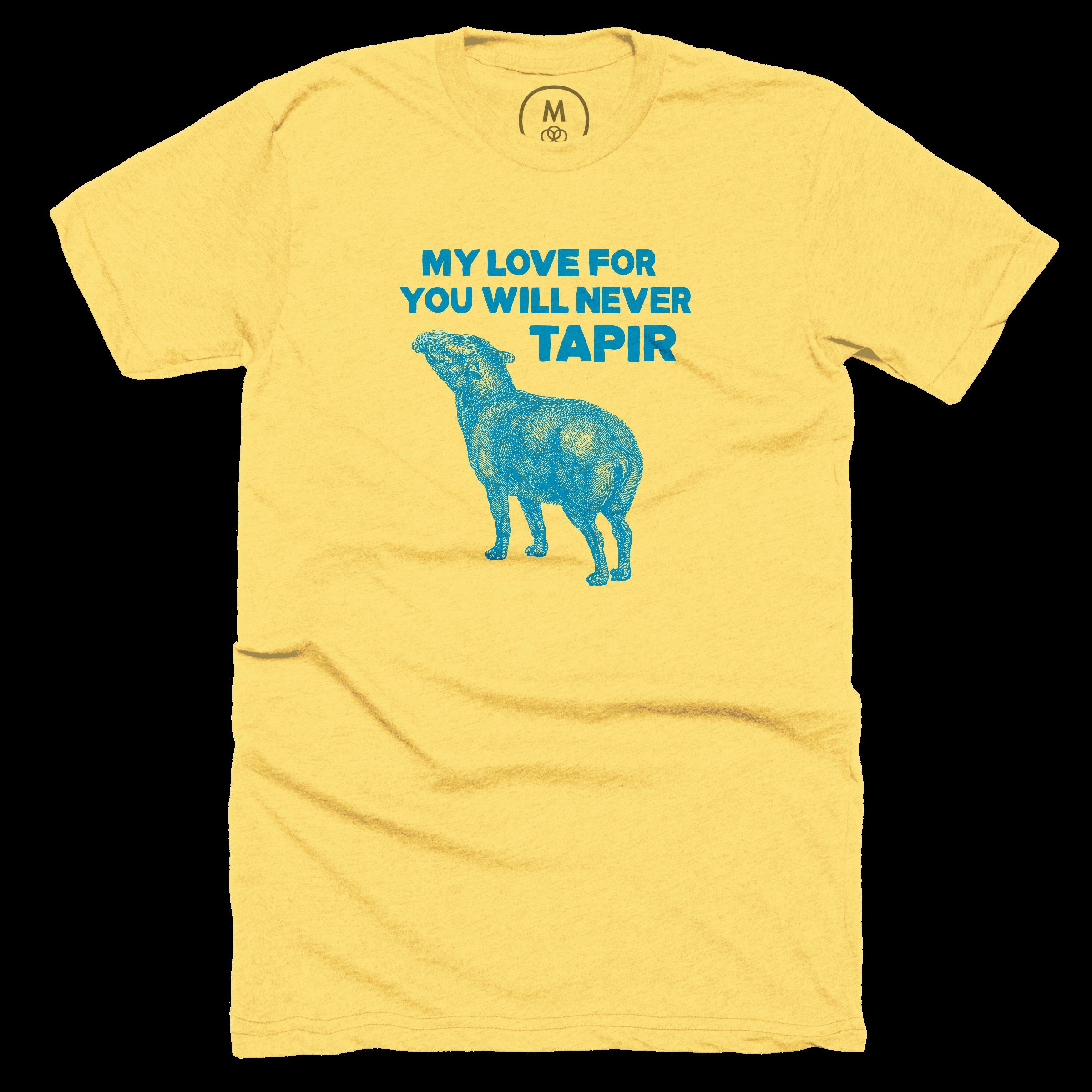 Tapir Love