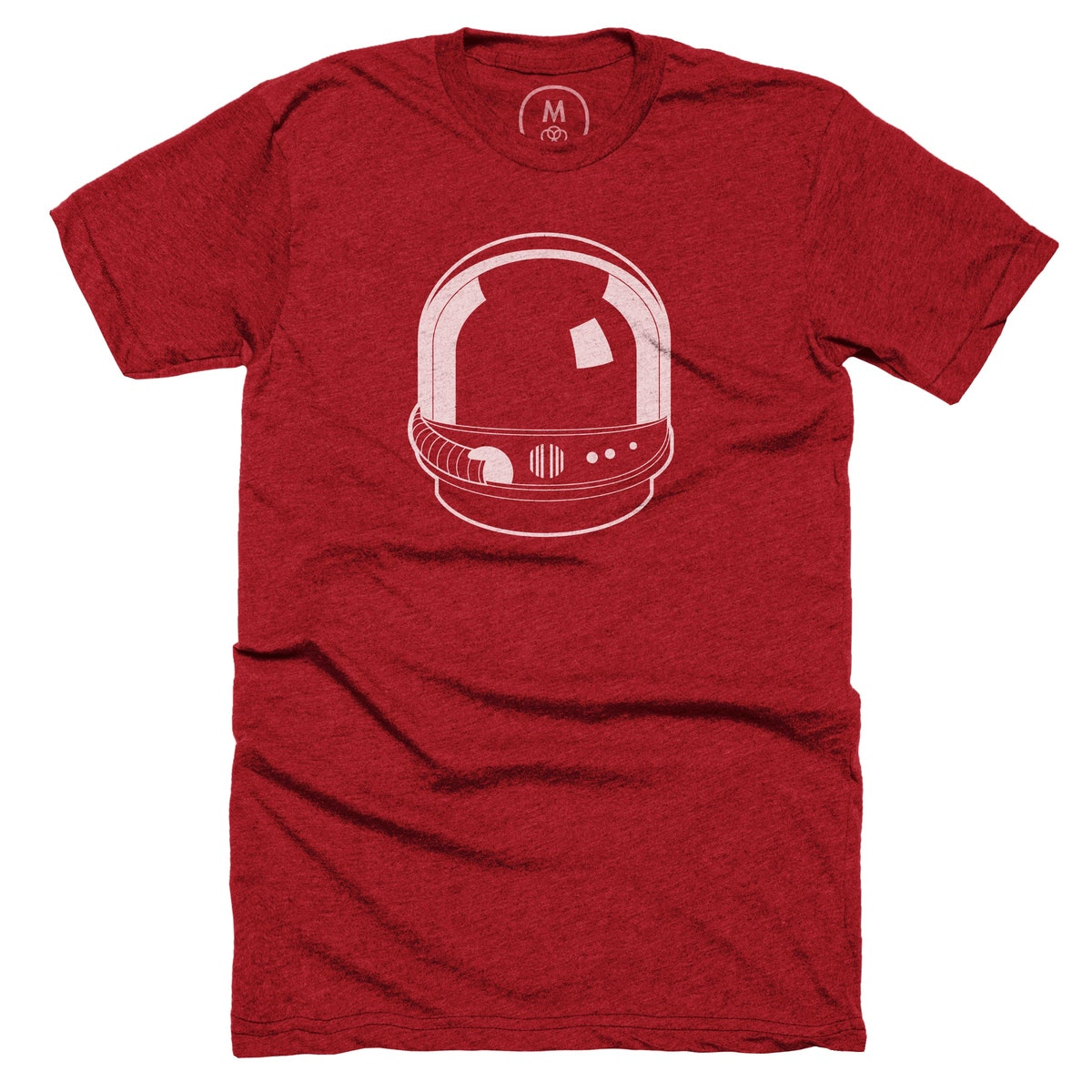 Cotton Bureau – Future Friendly (Red) by Brad Frost