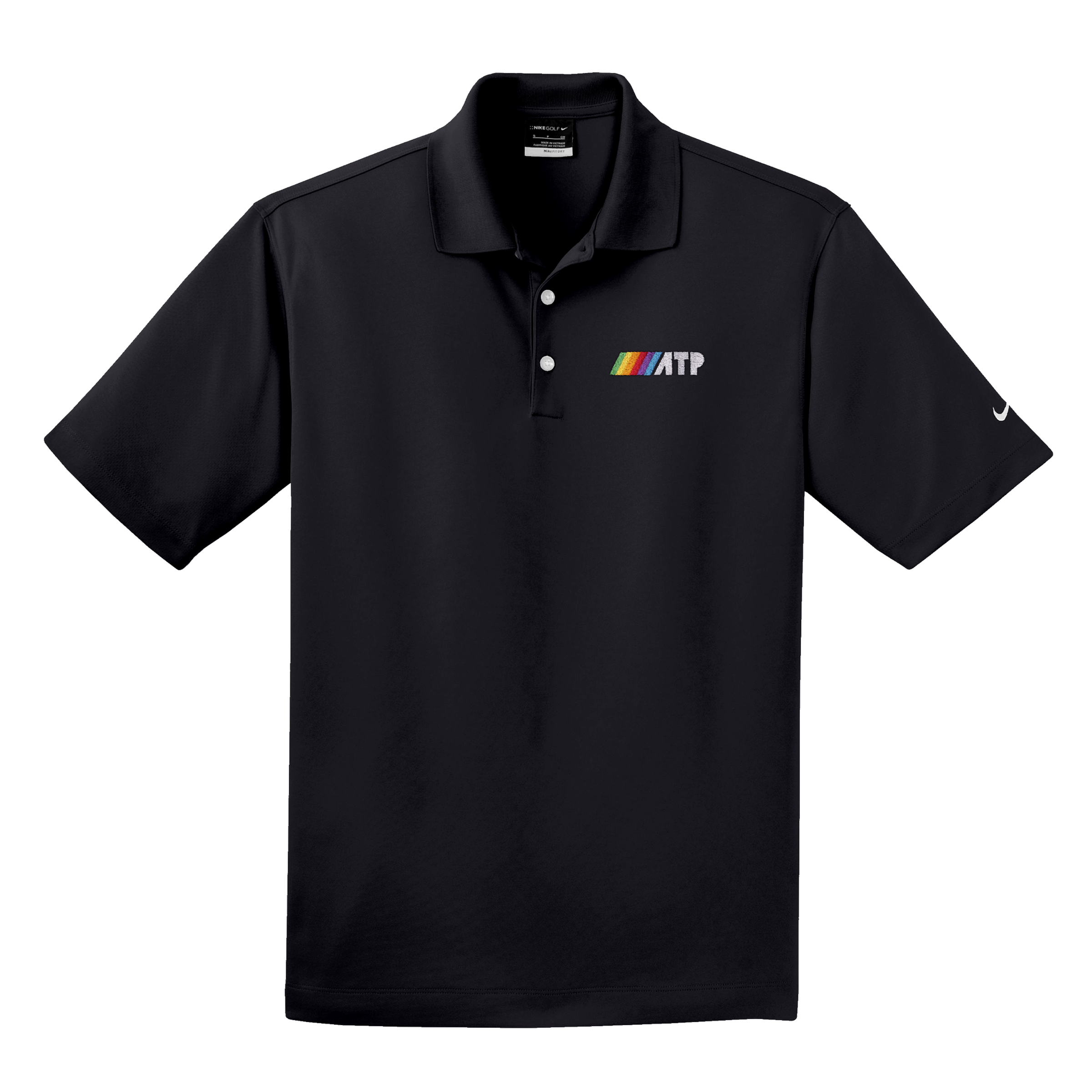 ///ATP Embroidered Polo