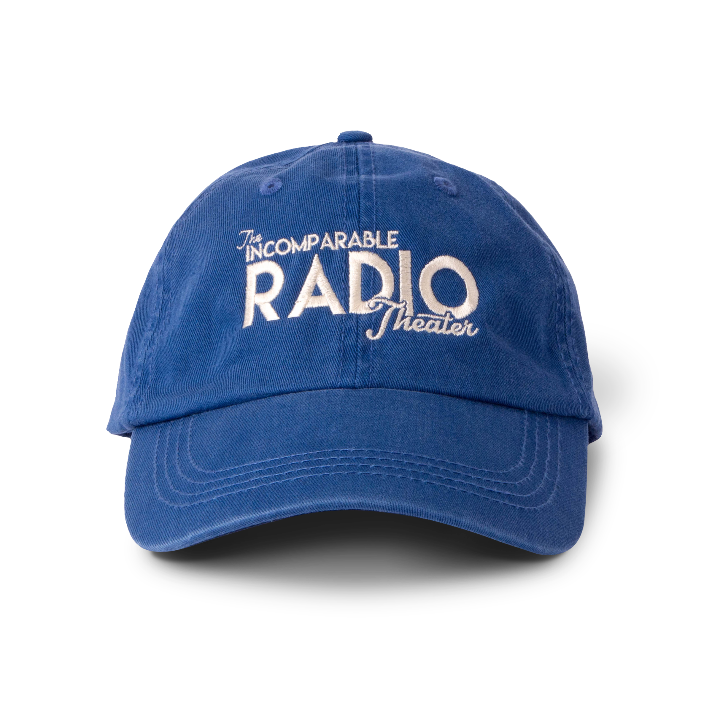 The Incomparable Radio Theater Logo Hat