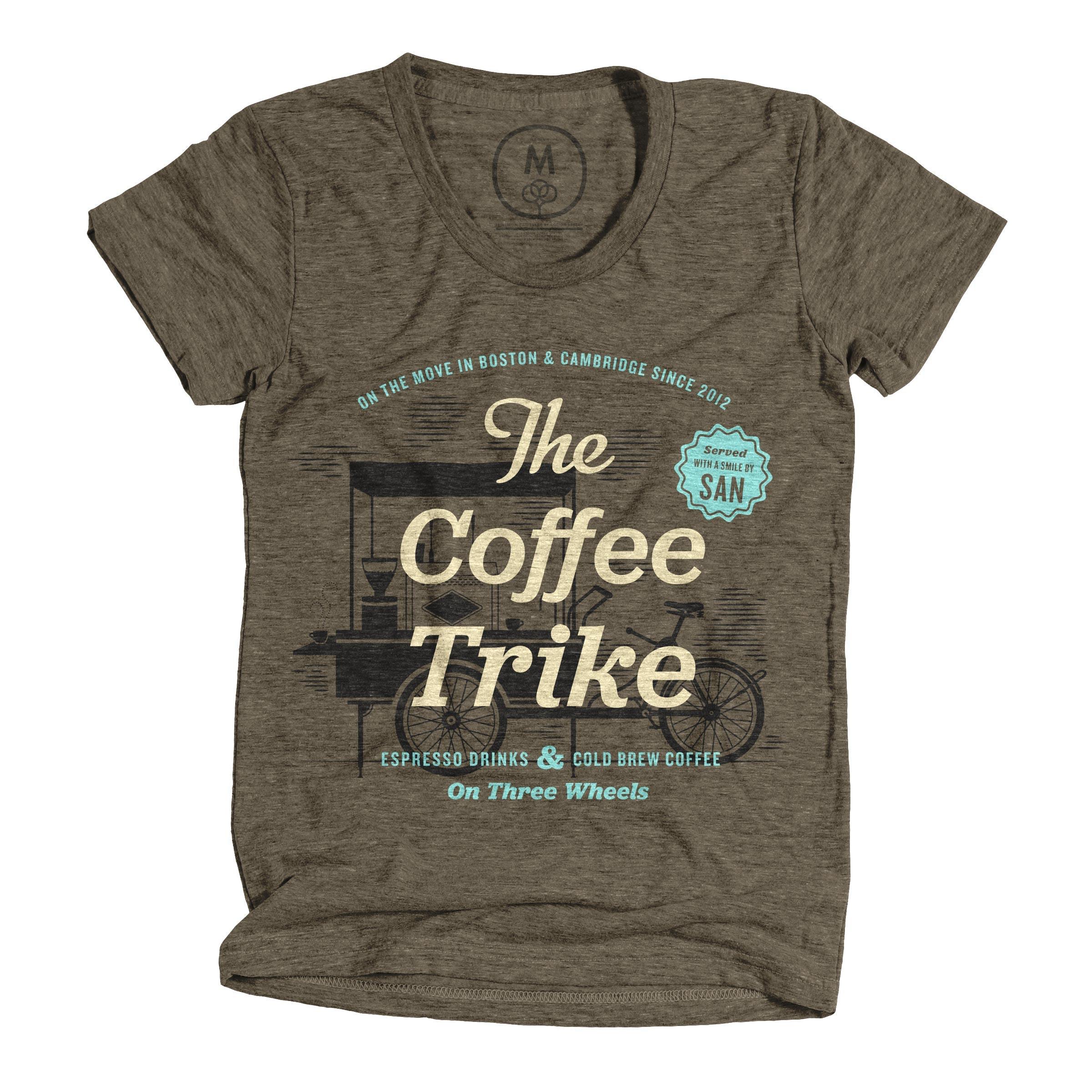 The Coffee Trike Hers