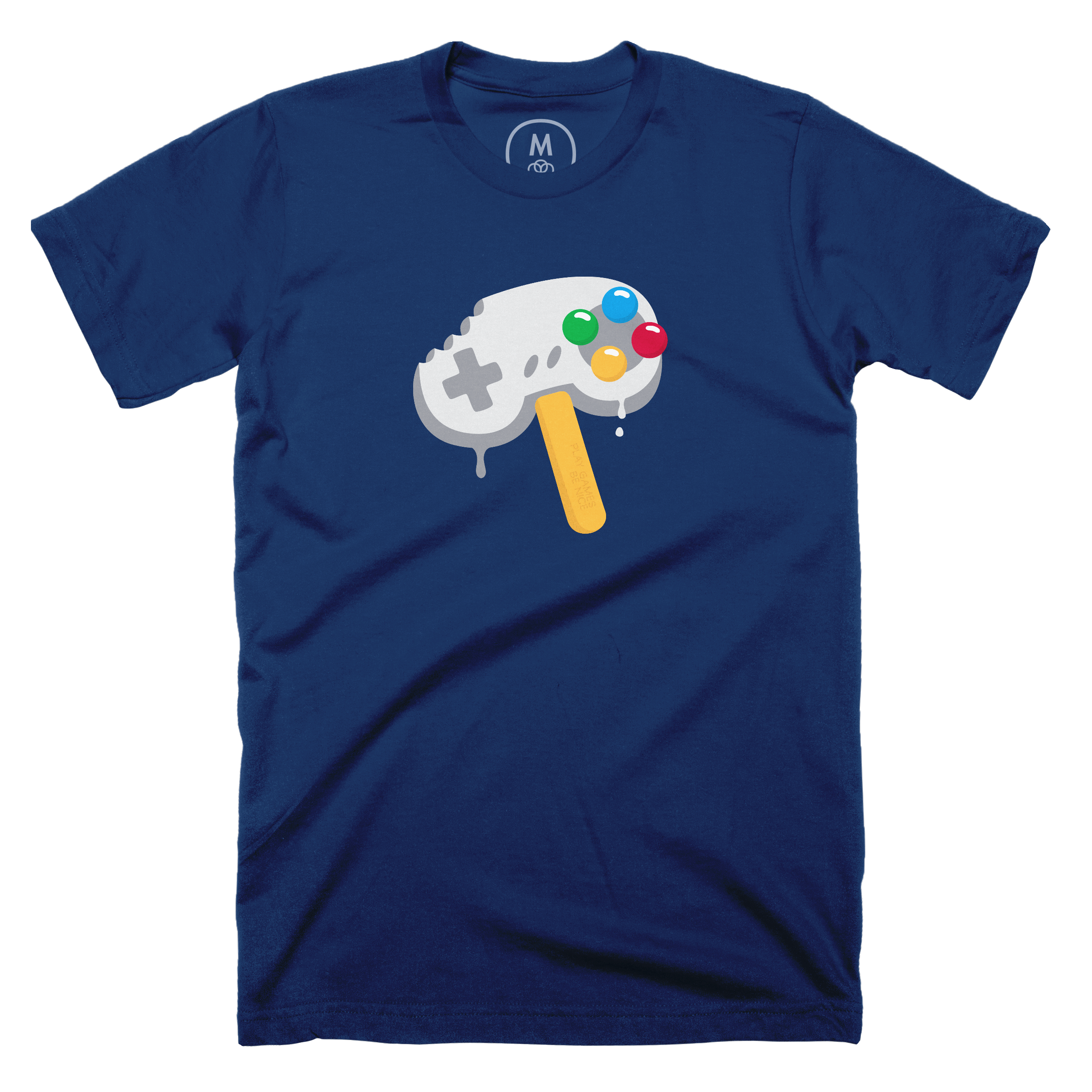 Play Games Be Nice - Summer Gaming Ice Cream