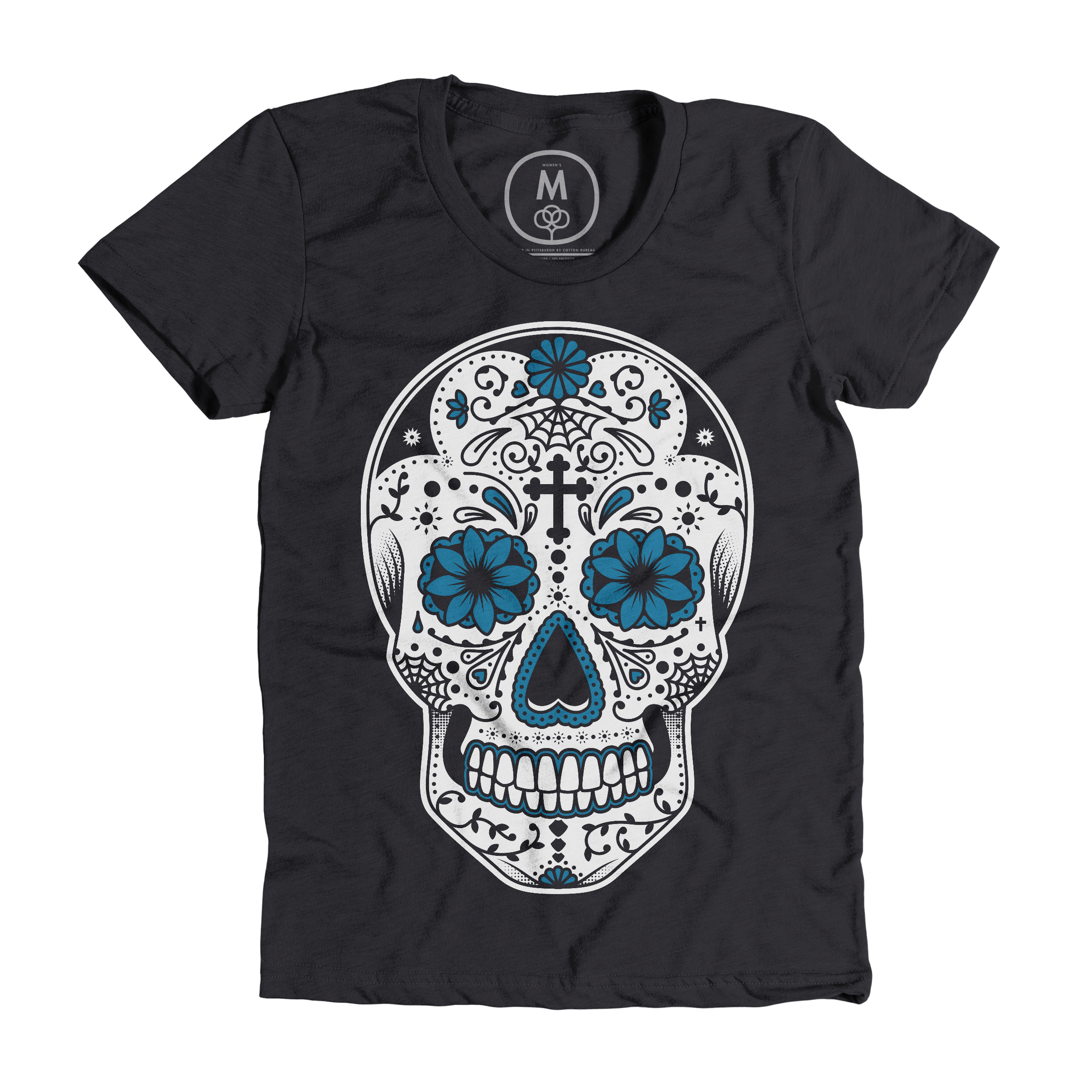 Day of the Dead Charcoal (Women's)