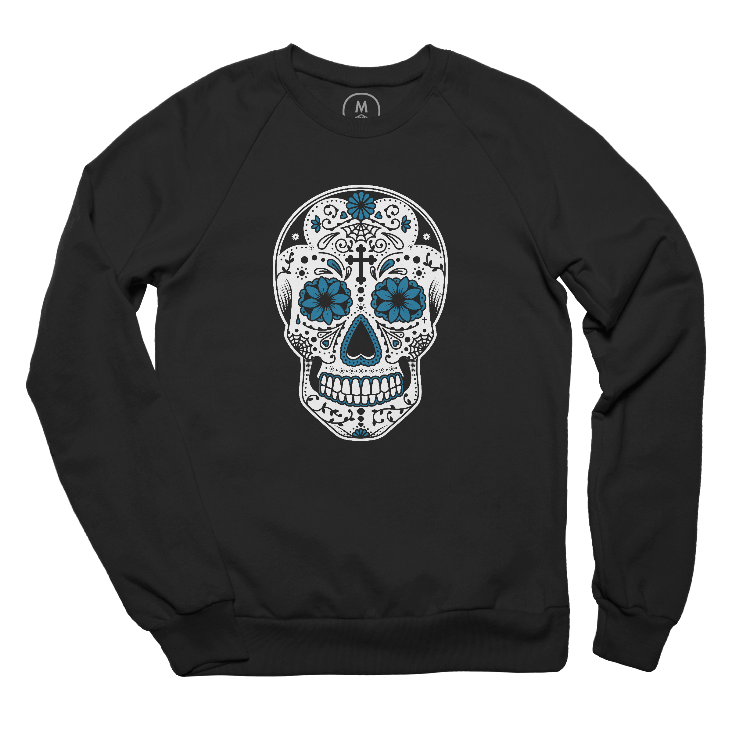 Day of the Dead Pullover Crewneck