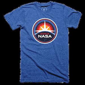 """004afd7cb Rogue NASA Insignia"""" graphic tee, tank, pullover crewneck, long ..."""