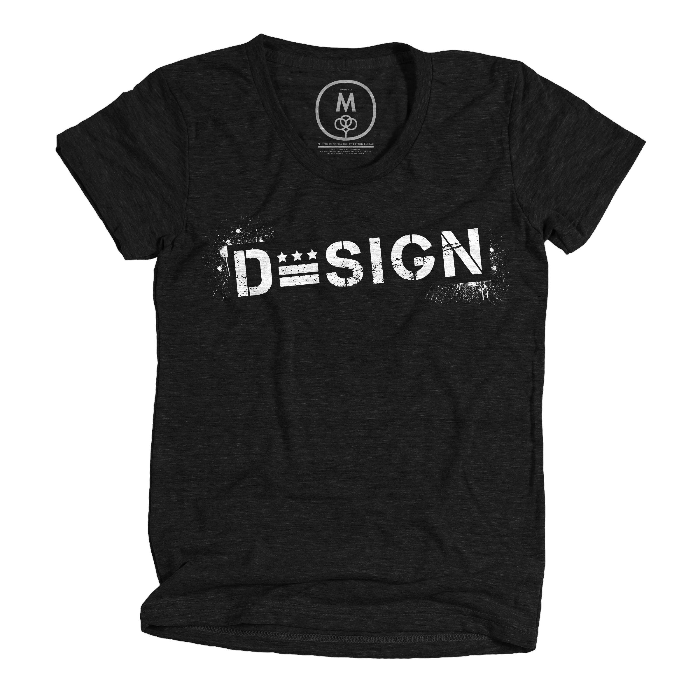 DC Design Vintage Black (Women's)
