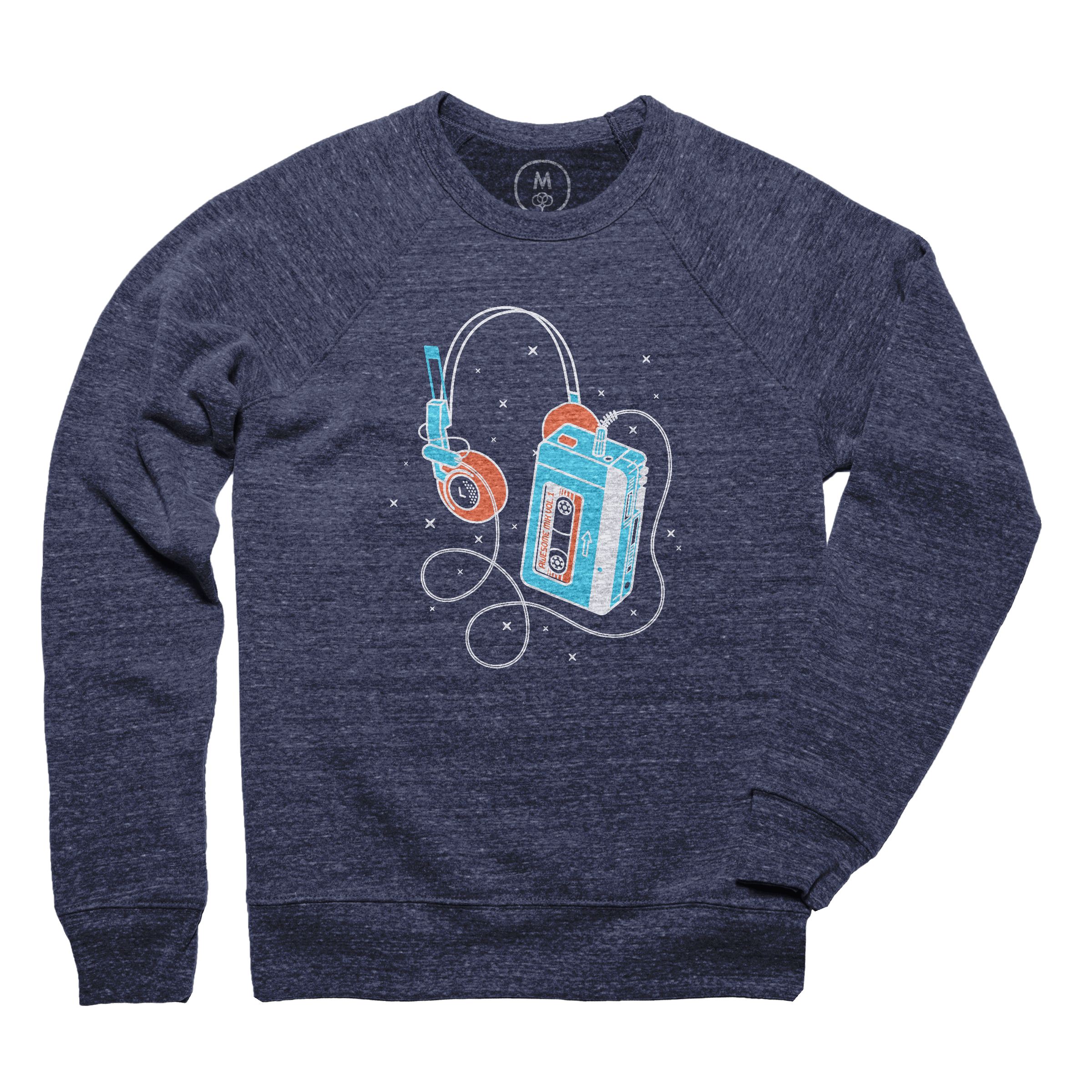Awesome Mix Vol. 1 Pullover Crewneck