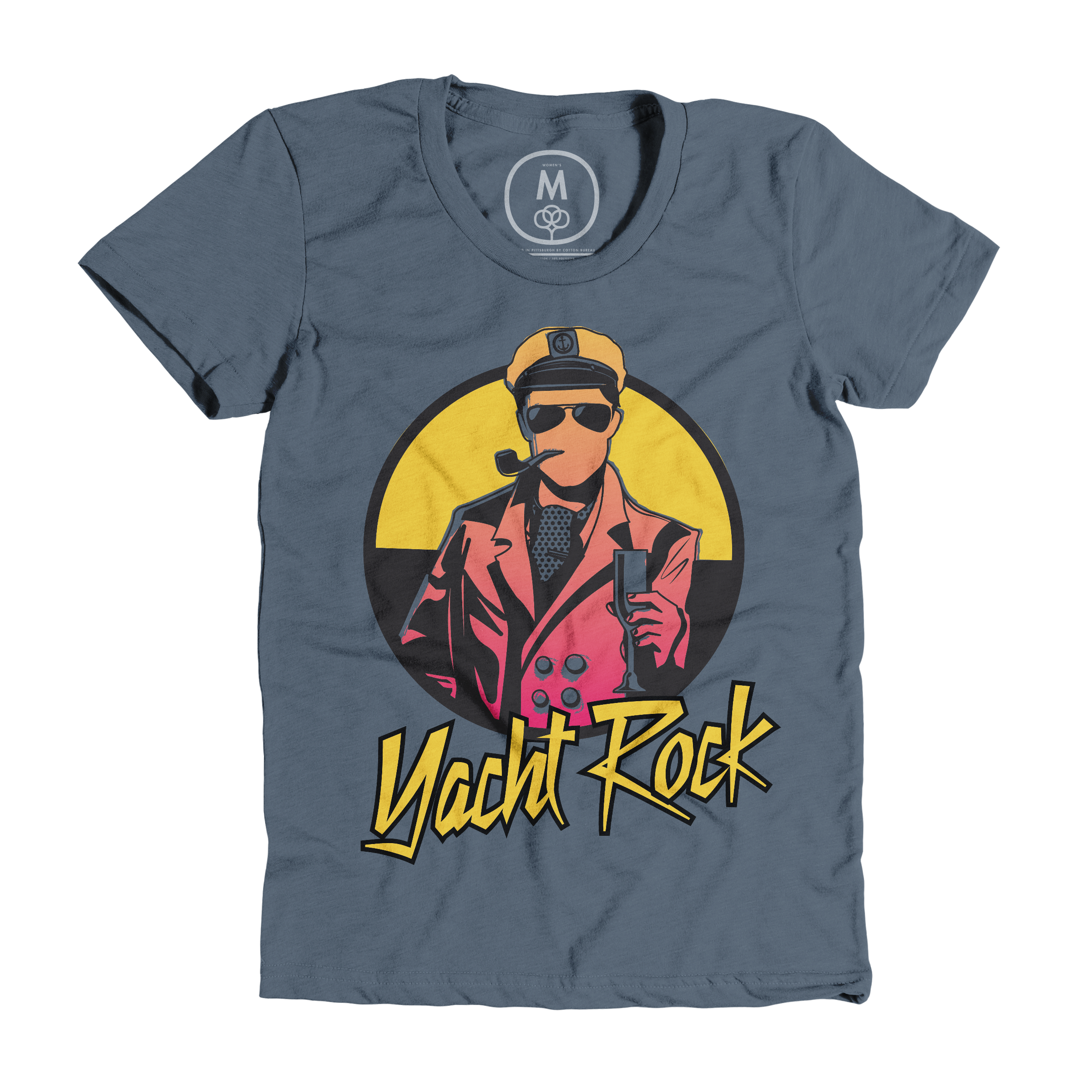 Yacht Rock Indigo (Women's)