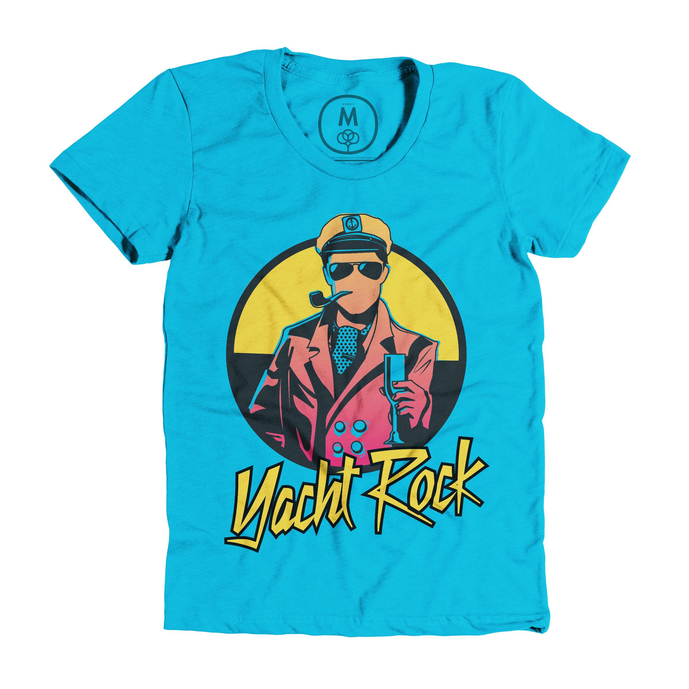 Yacht Rock Turquoise (Women's)