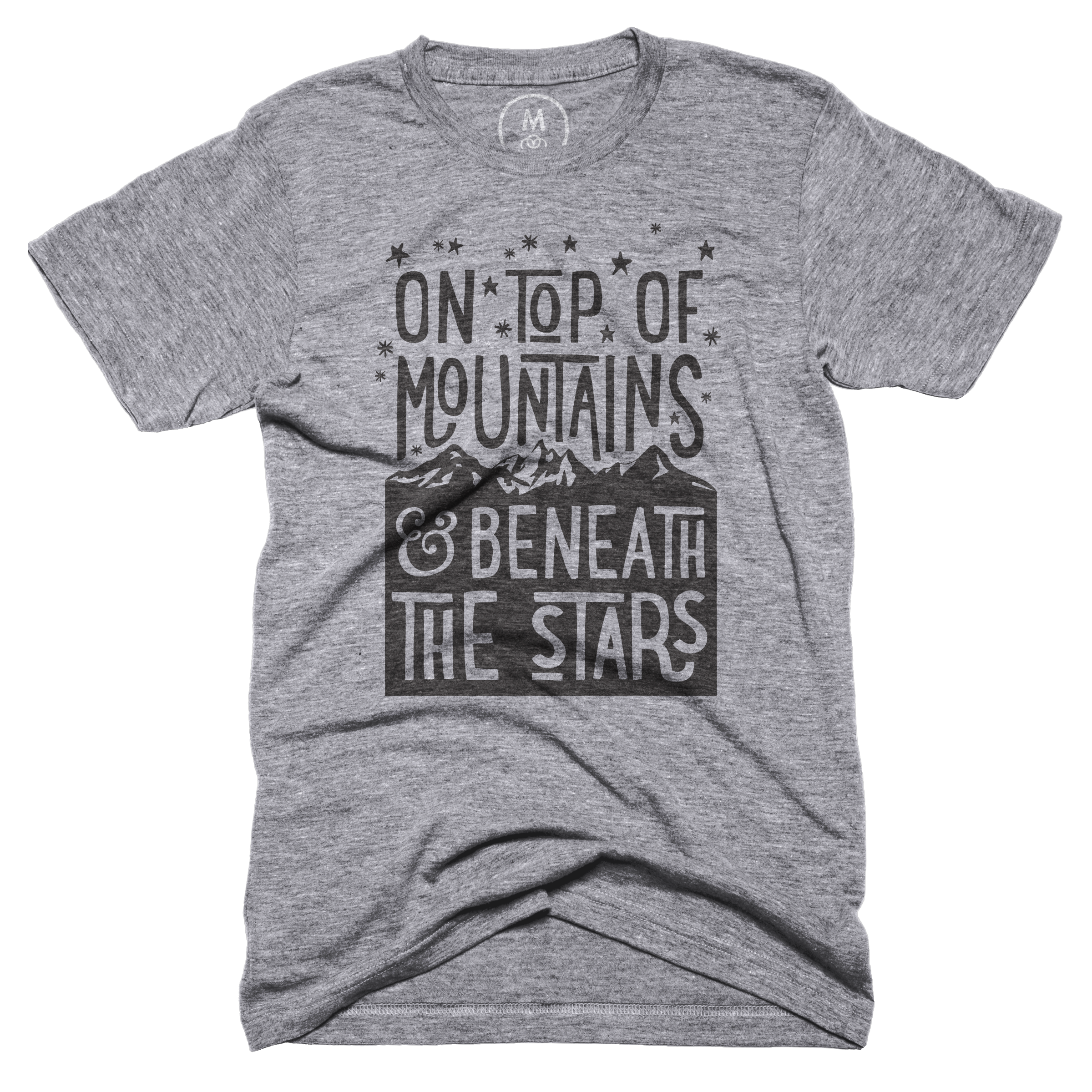 On Top of Mountains & Beneath the Stars