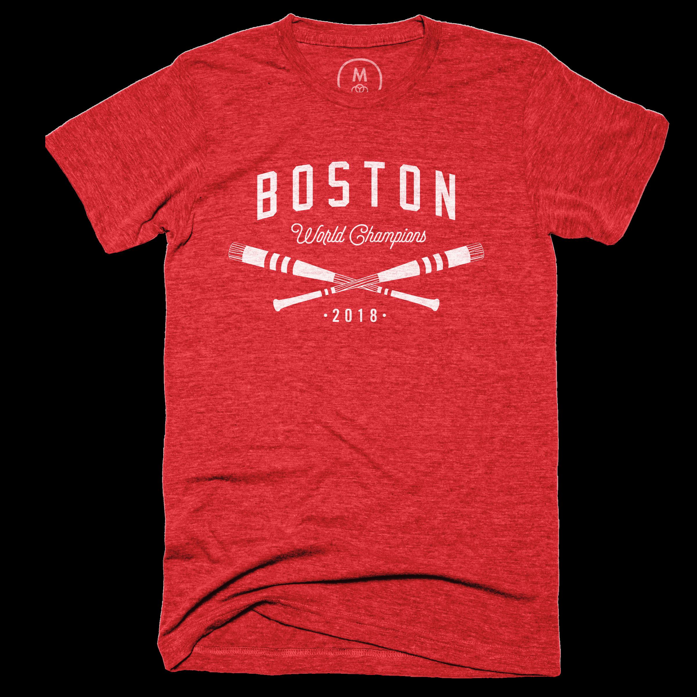 Boston World Champions 2018