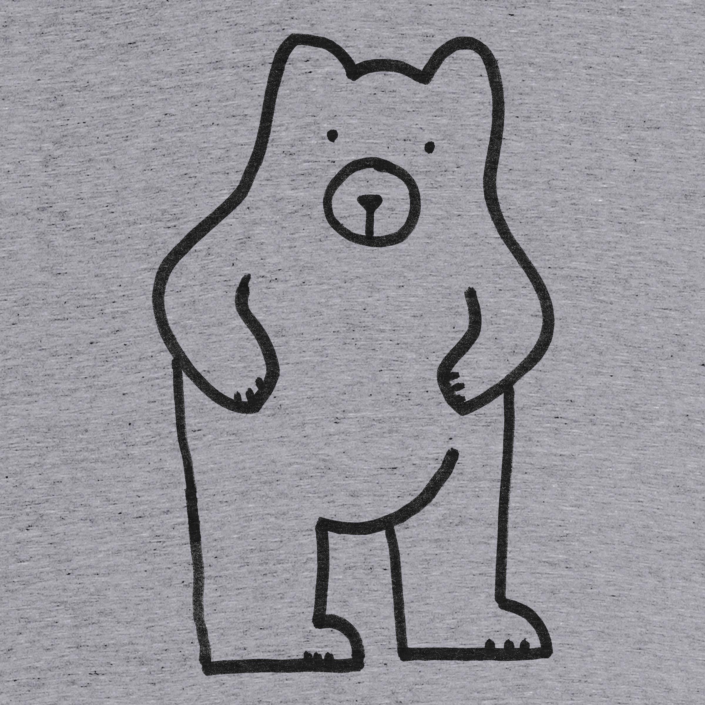 Dumb Bear Detail