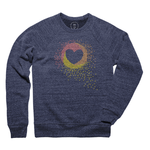 Floating Hearts Sweatshirts