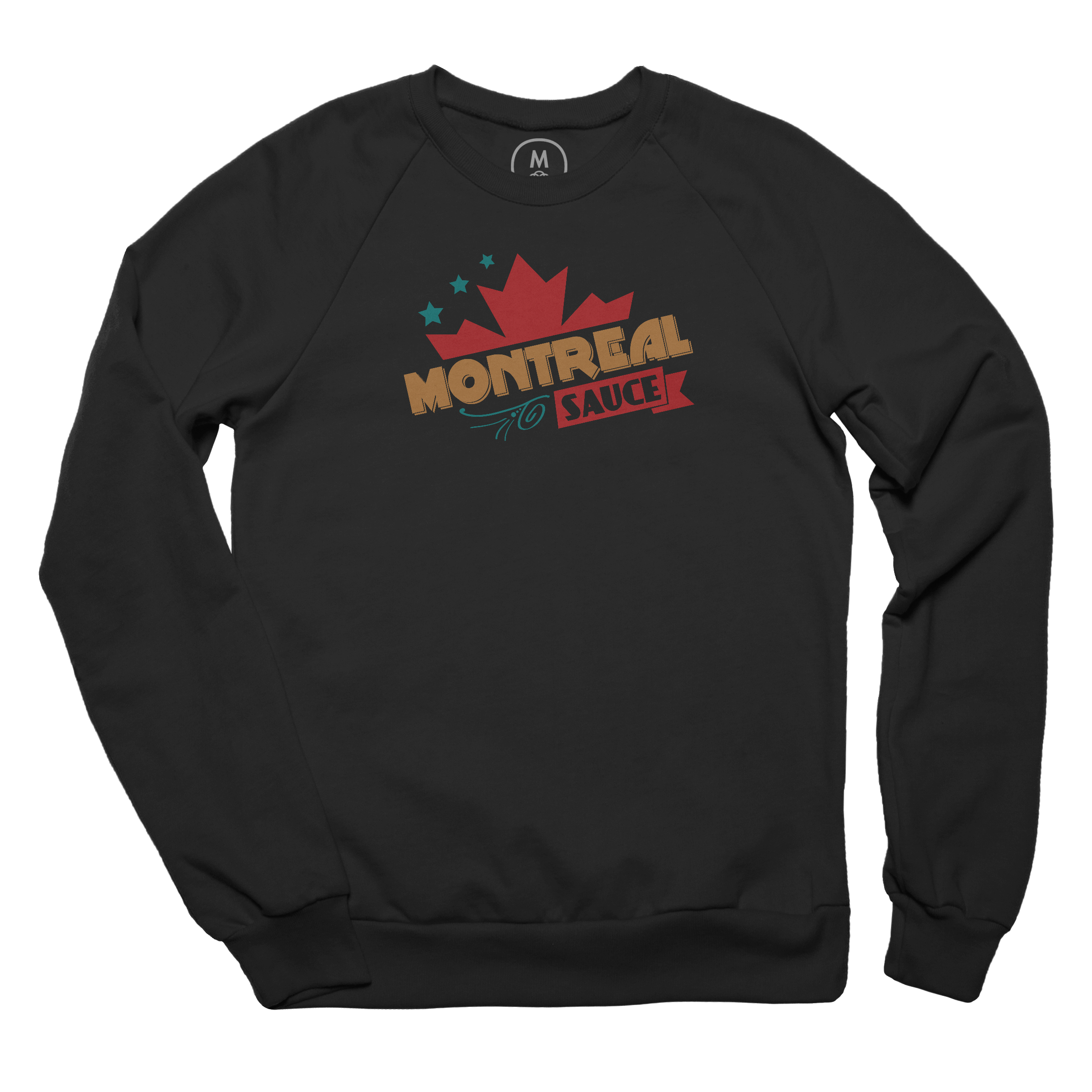 Montreal Sauce: The Wearable Pullover Crewneck