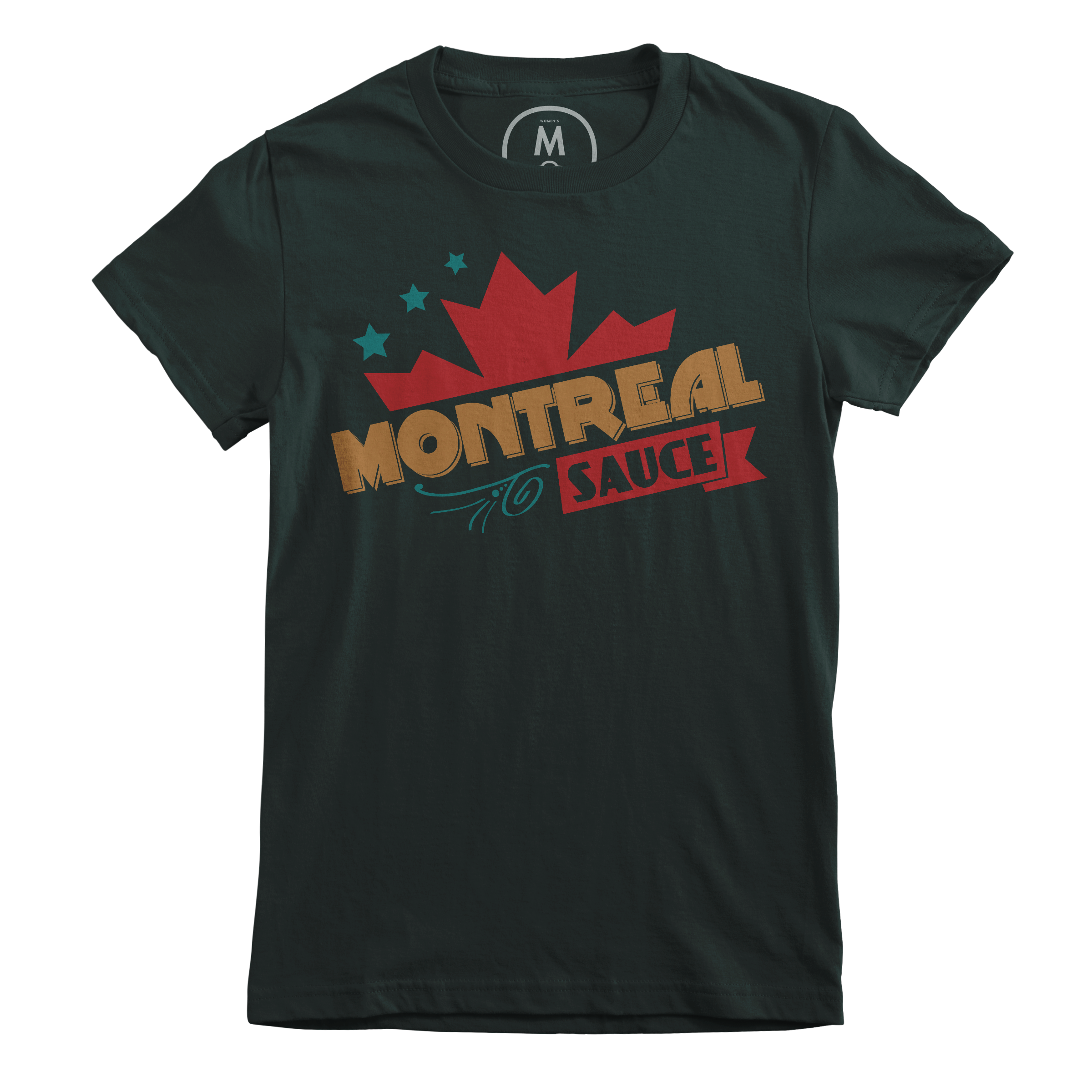 Montreal Sauce: The Wearable Forest Green (Women's)