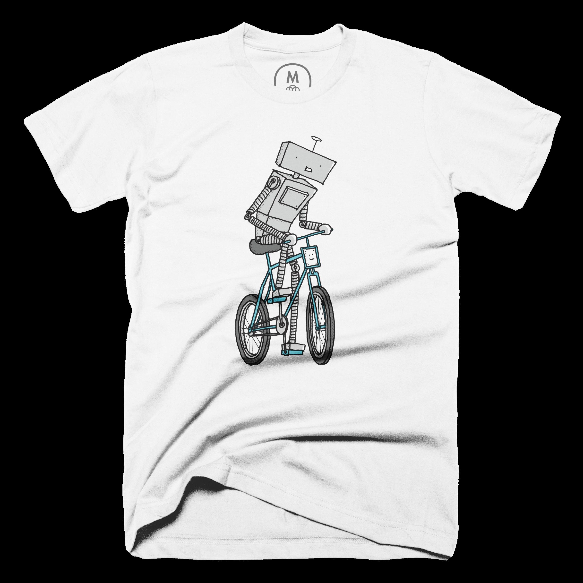 Robot Bicycle