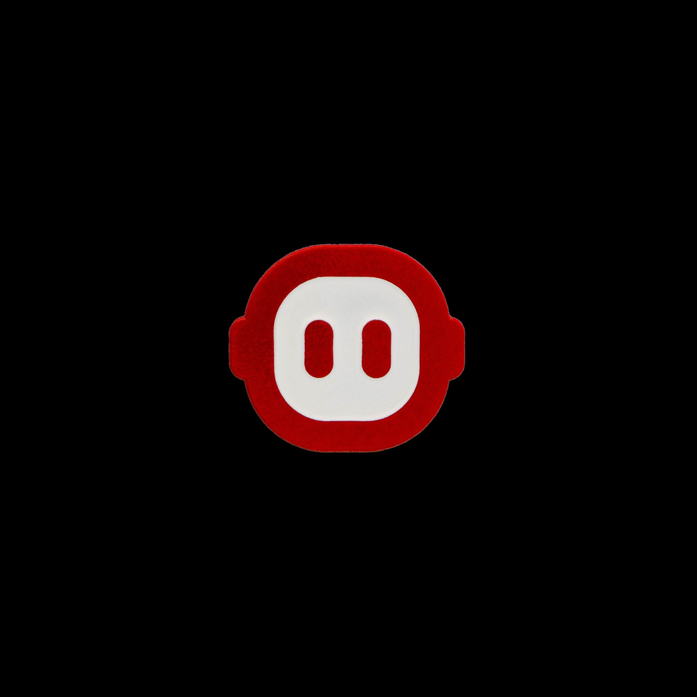 Tapbots Logo Pin (Red)
