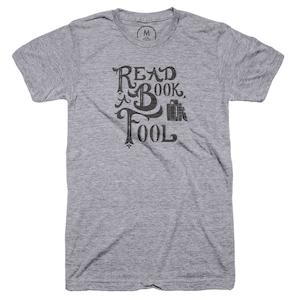 Read a Book, Fool