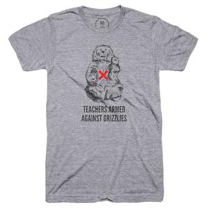 Teachers Armed Against Grizzlies