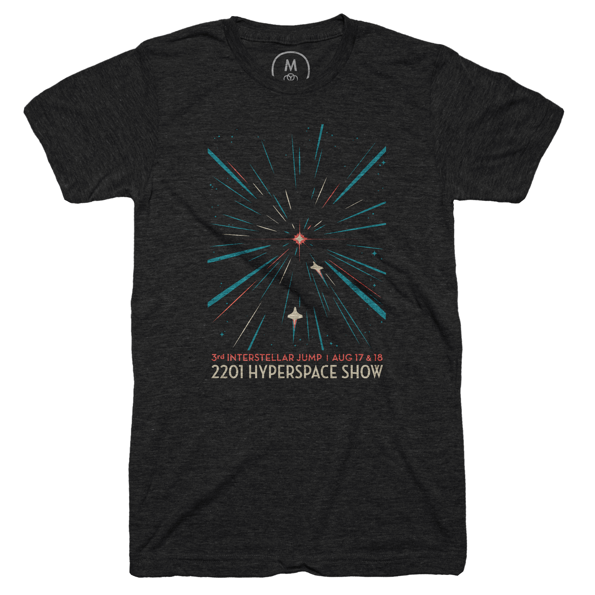 2201 HYPERSPACE SHOW