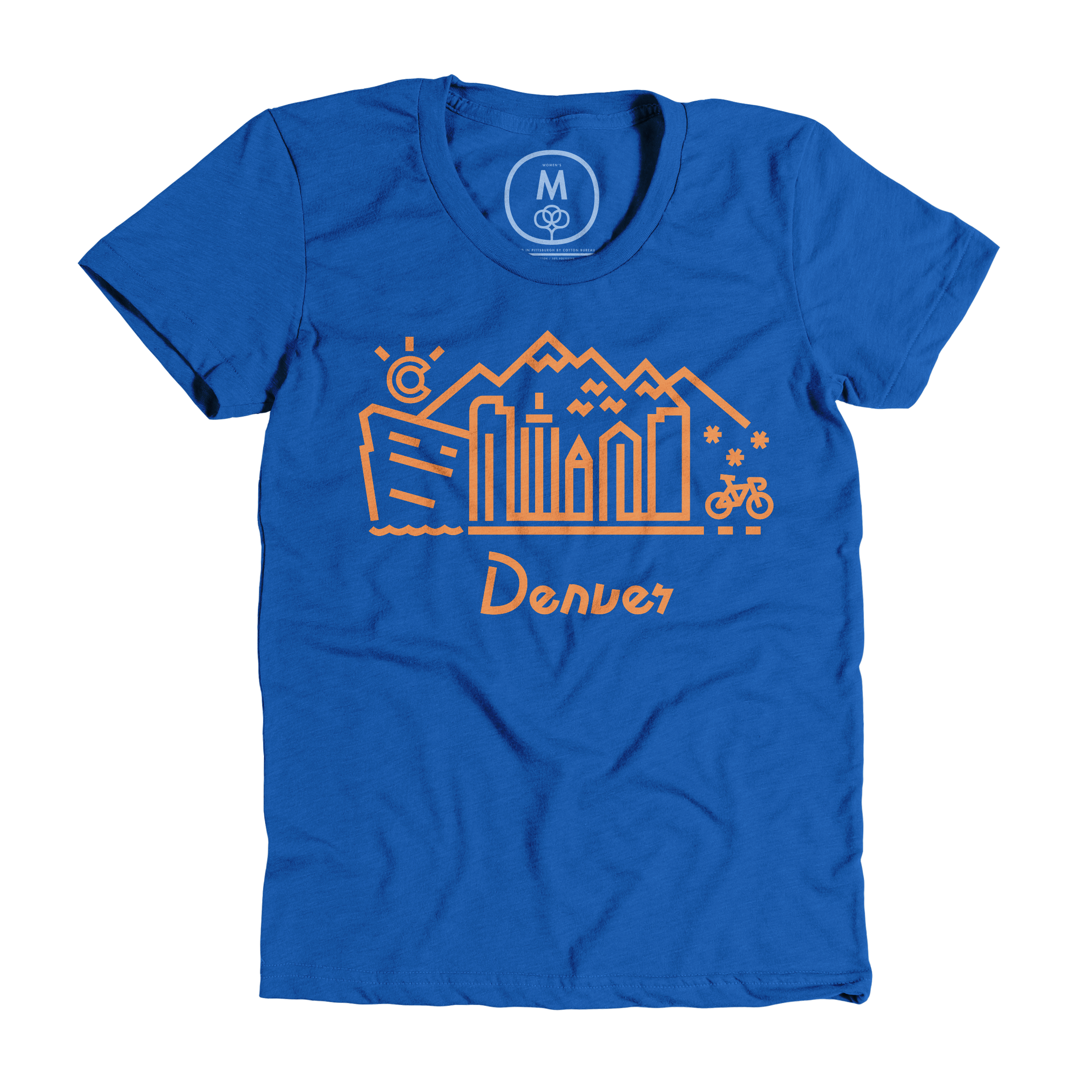 Denver Skyline Royal (Women's)