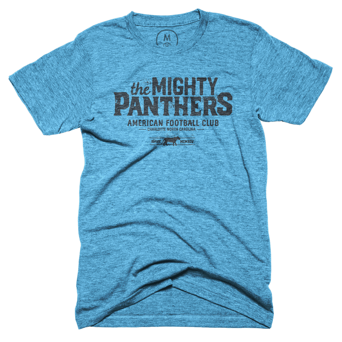 """buy online d52b5 f14ab The Mighty Panthers"""" graphic tee and pullover crewneck by ..."""