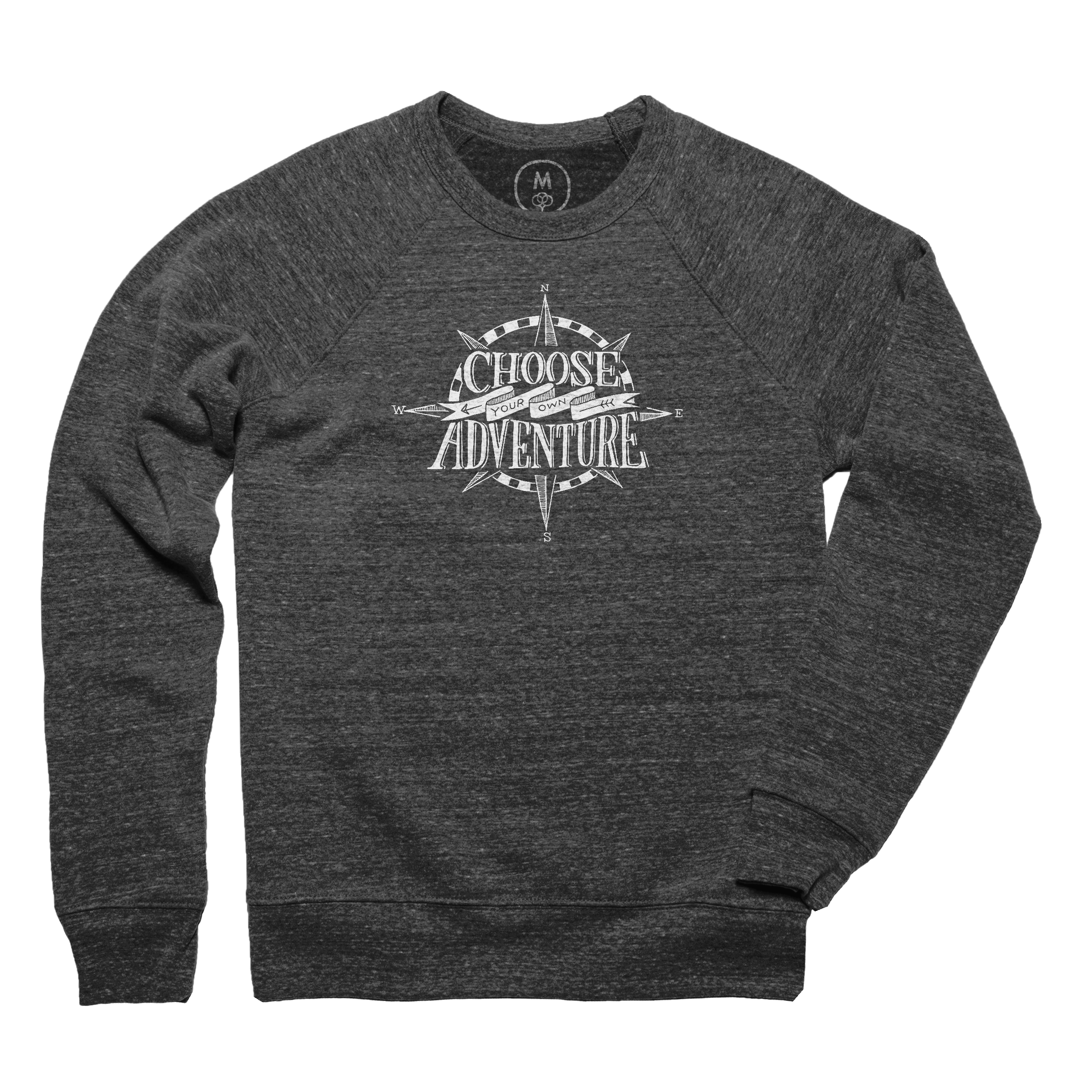 Choose Your Own Adventure Pullover Crewneck