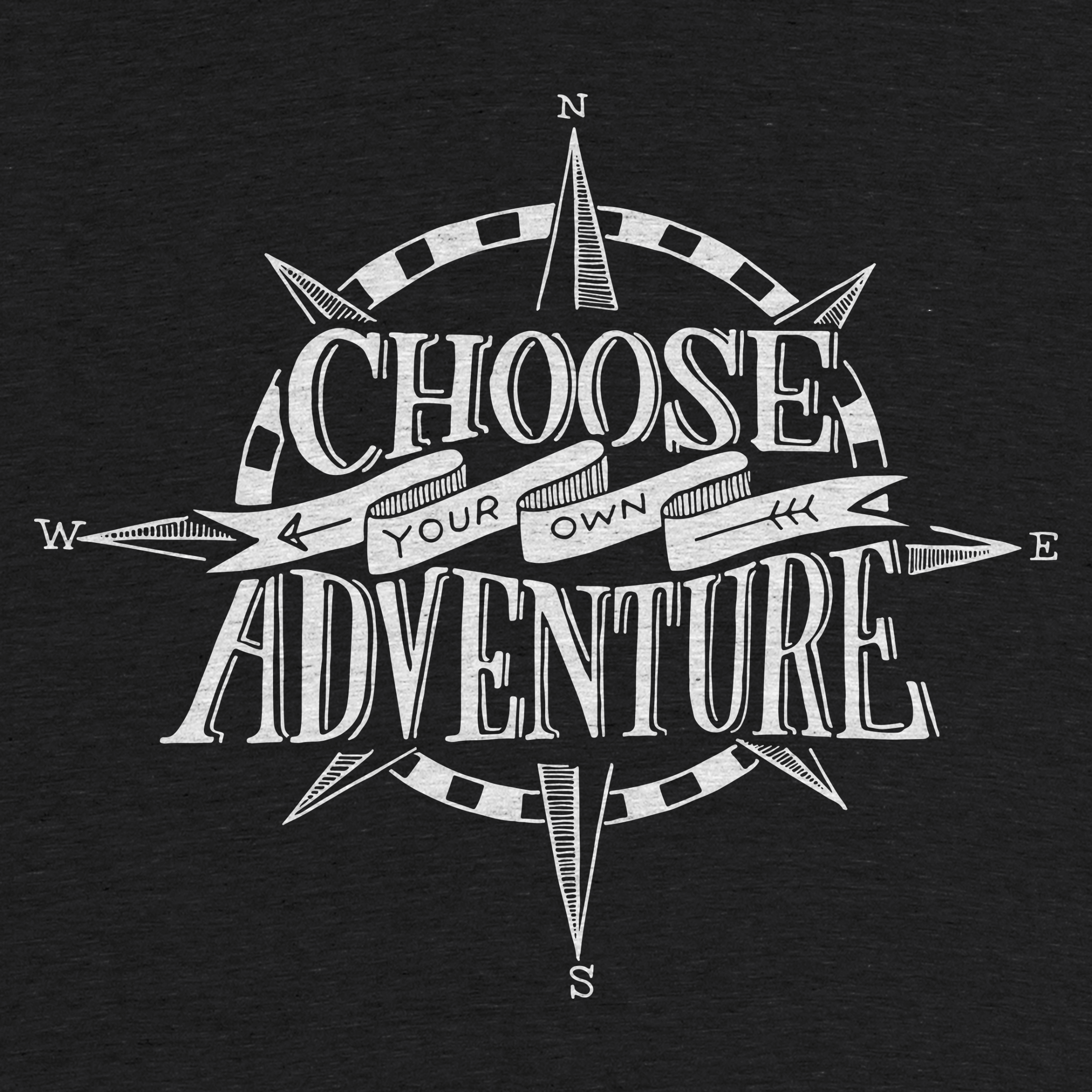 Choose Your Own Adventure Detail