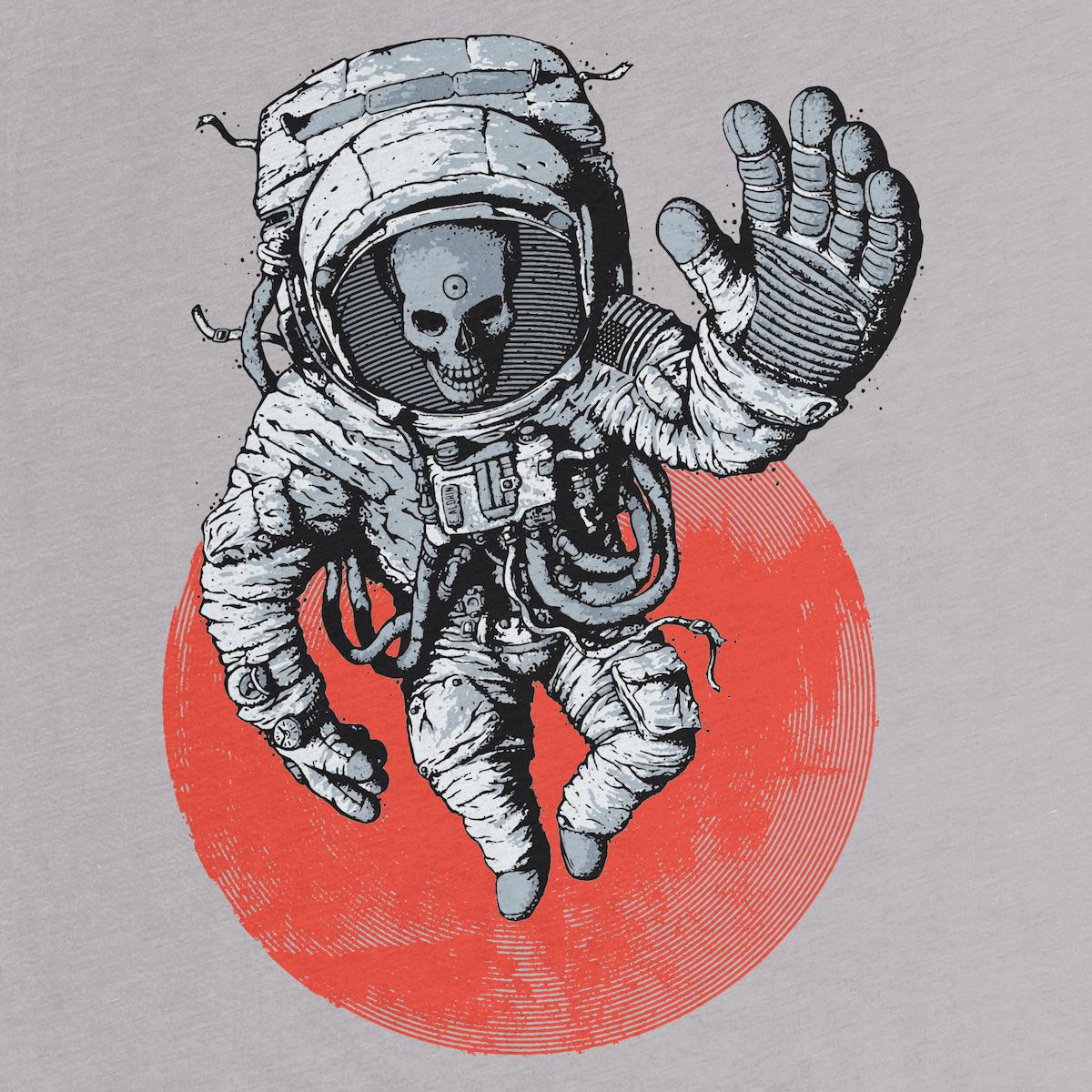 dead astronauts remains - HD1200×1200