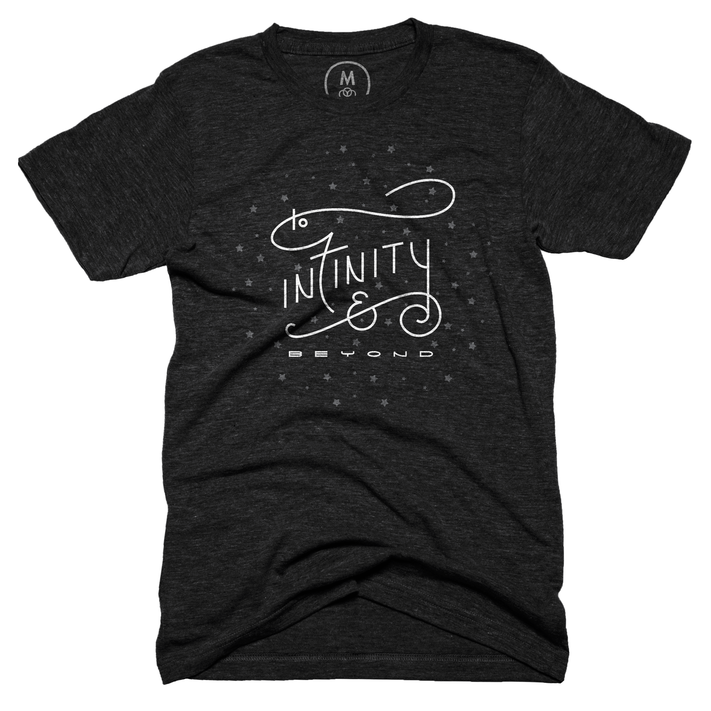 To Infinity & Beyond Vintage Black (Men's)