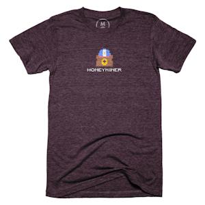 Honeyminer 8-Bit Diggy Tribute T Shirt