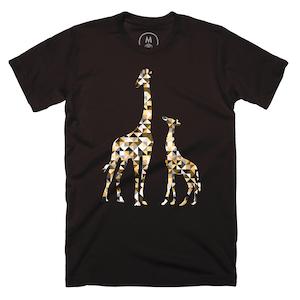 Mosaic Giraffes