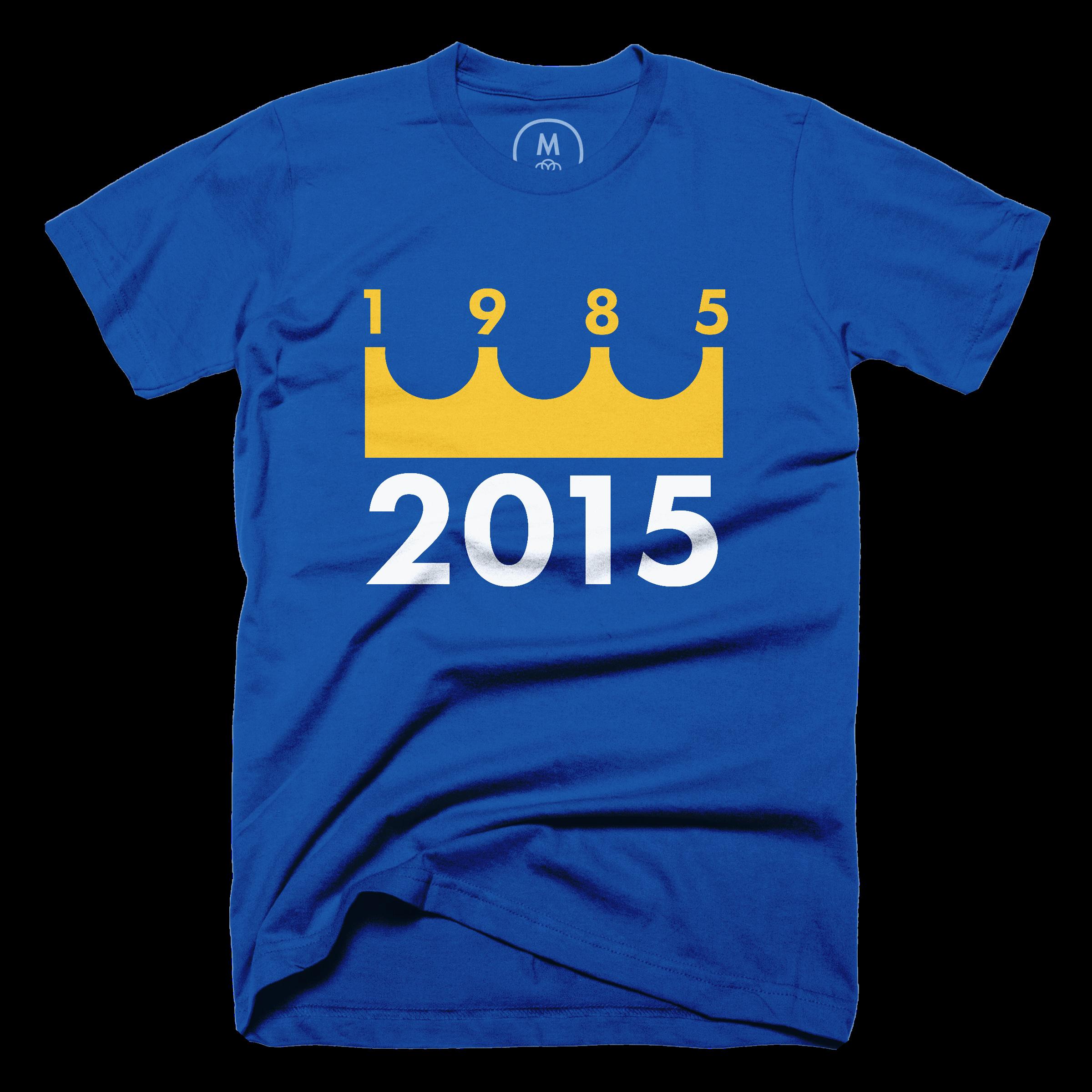 Royals 1985/2015