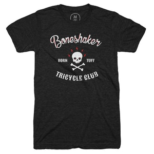 Boneshaker Tricycle Club - BTC