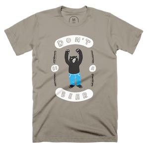 Don't Be A Bear