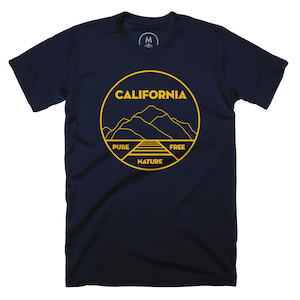 California Nature Tee