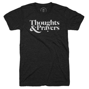 Thoughts & Prayers logo