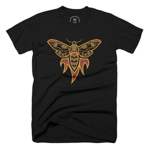 Flaming Moth