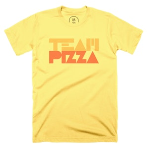 Team Pizza Logo