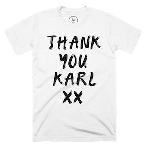 Thank You Karl